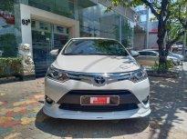 Bán Toyota Vios TRD đời 2018, màu trắng, giá tốt giá 550 triệu tại Tp.HCM