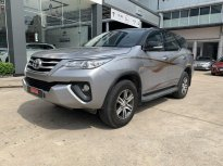 Cần bán Toyota Fortuner 2.4G đời 2017, màu bạc, nhập khẩu,Biển SG đẹp - odo 108.000km giá 880 triệu tại Tp.HCM