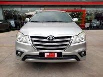 Cần bán gấp Toyota Innova 2.0G sản xuất 2014, màu bạc,Biển SG - chuẩn 36.000km giá 570 triệu tại Tp.HCM