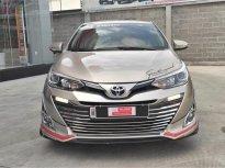 Bán ô tô Toyota Vios 1.5G đời 2018, màu nâu giá 540 triệu tại Tp.HCM