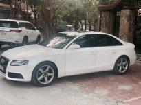 Cần bán xe Audi A4 2.0T đời 2009, màu trắng, nhập khẩu nguyên chiếc giá 435 triệu tại Hà Nội