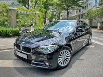 Cần bán gấp BMW 5 Series 520i sản xuất 2014, màu đen, nhập khẩu chính hãng giá 1 tỷ 90 tr tại Tp.HCM