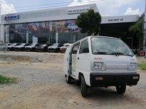 Bán ô tô Suzuki Supper Carry Van Van sản xuất 2021, màu trắng giá 293 triệu tại BR-Vũng Tàu