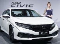 Honda Civic đời 2021, màu trắng, khuyễn mãi hấp dẫn giá 934 triệu tại Đồng Tháp