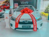 Honda City L đời 2021, màu trắng  giá 569 triệu tại Đồng Tháp
