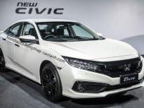 Honda Civic đời 2021, màu trắng, xe nhập giá 929 triệu tại Đồng Tháp
