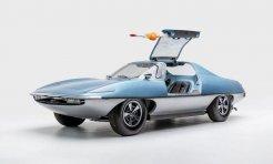 Chiêm ngưỡng loạt siêu xe 'kì dị' sản xuất theo phim viễn tưởng