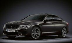 BMW M5 ra mắt bản đặc biệt, số lượng giới hạn chỉ 350 chiếc