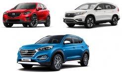 Đánh giá xe Hyundai Tucson 2019: Mẫu SUV cỡ trung hiện đại nhất phân khúc