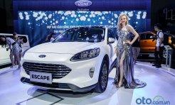 Ford Escape 2020 ra mắt, CR-V và CX-5 dè chừng