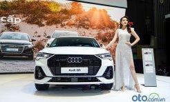Cận cảnh mẫu Audi Q3 thế hệ mới vừa ra mắt thị trường Việt Nam