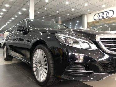 Bán Mercedes E400 Black đời 2014, màu đen, xe nhập