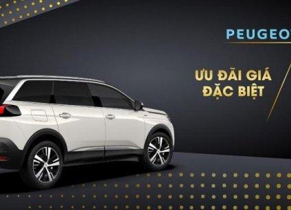 Bộ đôi Peugeot 3008 và 5008 nhận ưu đãi tưng bừng dịp chạm mốc 5.000 xe bán ra
