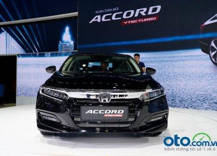Honda Accord thế hệ mới chính thức ra mắt, chốt giá từ 1,3 tỷ đồng
